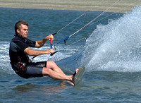Kite surfer 5296